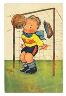 CPA BEATRICE MALLET LE FOOTBALL - Mallet, B.
