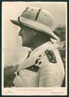 Militari Fascismo Maresciallo Rodolfo Graziani Vicerè D' Etiopia FG M188 - Non Classificati