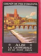 Modern Post Card Of Albi,Tarn,Occitania, France,P75. - Albi