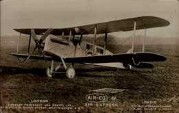 AIR-CO  AIR EXPRESS...AIRCO 4AL...CPA VOIR DOS - 1919-1938: Entre Guerres