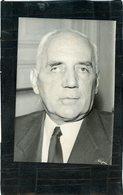 Photo De Presse  Politique  FRANCE  . Le Batonnier PAUL ARRIGHI  Défenseur Du Général  CHALLE 1961 - Identified Persons