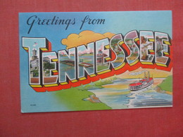 Greetings From - Tennessee  Ref 4038 - Autres