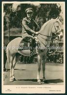 Militari Fascismo Maresciallo Rodolfo Graziani Vicerè D' Etiopia FP M191 - Non Classificati