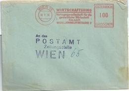 Ema Francotyp - Maison D'édition - Machine Stamps (ATM)