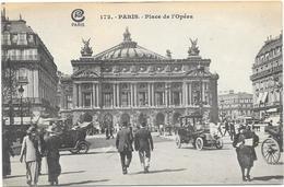 PARIS : PLACE DE L'OPERA - Other