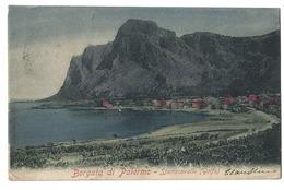 ITALIE - Borgata Di Palermo - Sferracavallo - 1908 - Palermo