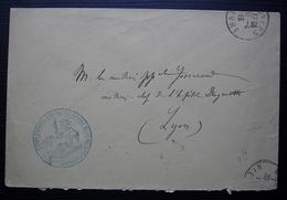 Nevers 1915 2e Corps D'armée Hôpital Temporaire N° 41 - WW I