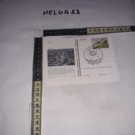 FB0943 STORIA POSTALE TIMBRO TARGHETTA TWINGO RENAULT NIEDERLASSUNG WIEN 1993 - Entiers Postaux