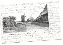 80  ESCARBOTIN ( Somme )     Le Moulin Lottin . - France