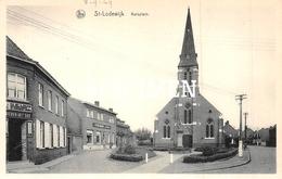 Kerkplein - Sint-Lodewijk - Deerlijk