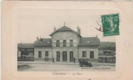 CHARLEVAL LA GARE TBE - France