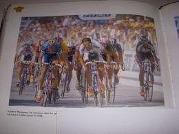 CYCLISME COUPURE LIVRE 180 Frédéric MONCASSIN GAN TOUR De FRANCE 1996 - Ciclismo