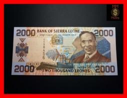 SIERRA LEONE 2.000 2000 Leones 1.2.2002 P. 26 A  UNC - Sierra Leone