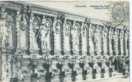 Vilvoorde - Vilvorde - Stalles De L'Eglise - 1912 - Vilvoorde