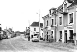 COLONARD-CORUBERT - Bar-Restaurant Au Bon Accueil Normand - Boulangerie J-P Réchaux - Tirage D'éditeur N&B Non Dentelé - France
