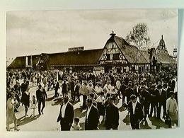 Fischer Vroni, OKtoberfest, Viele Personen, Foto-AK, Gelaufen 1976 - München