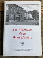 Mémoires De La Basse-Sambre12 Gendarmerie Sambreville Election Art Nouveau Tamines Rue Auvelais Religion époque Romaine - Belgique