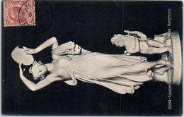 Nu - Sculptures - Roma - Tadolin - Danzatrice - Sculptures