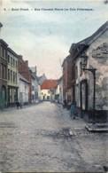 Belgique - Saint-Trond - Rue Chaussée Neuve ( Un Coin Pittoresque ) - Couleurs - Sint-Truiden