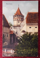 AUSTRIA / ROSENBURG / 1912 - Rosenburg