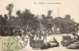 Syrie - Damas - La Gare De Baramké - Syria