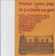 De Pacificatie Van Gent - Storia