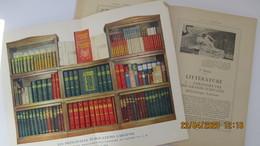 CATALOGUE DE LA LIBRAIRIE LAROUSSE 1936 - Encyclopaedia