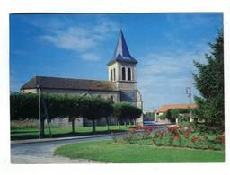 C.P °_ 77-Verneuil L'Etang-son église N.Dame De L'Assomption-1988 - Other Municipalities
