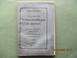 Vlaamse Volkvertellingen En Grapjes Arséne Heirman Sint-Amandsberg Gent  J. Van Lantschoot Moens Dendermonde Ca. 1930 - Books, Magazines, Comics