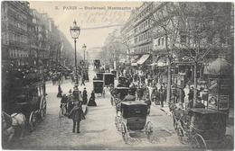 PARIS : BOULEVARD MONTMARTRE - Other