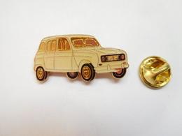 Beau Pin's , Auto Renault 4L - Renault