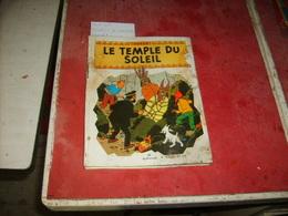 Tintin Pop-up Le Temple Du Soleil - Livres, BD, Revues
