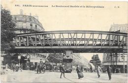 PARIS : LE BOULEVARD BARBES - Other