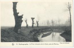 Mechelen - Malines - Hydrographie - Le Vliet (tributaire De La Dyle), Près De Malines - Mechelen