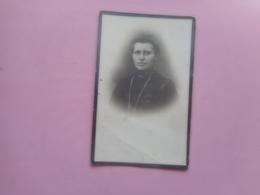 D.P.-MARIE P.VAN DEN MEERSCHAUT ° SEMMERSAEKE 25-9-1878+ALDAAR 20-6-1931 - Religion & Esotérisme