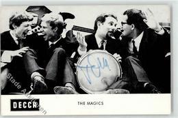 52274899 - The Magics Autogramm Original Unterschrift - Chanteurs & Musiciens