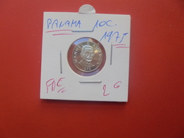 PANAMA 10 CENTS 1975 QUALITE FDC ! (A.9) - Panama