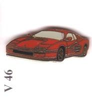 V46 PIN'S  FERRARI BELLE QUALITE Egf Achat Immédiat - Ferrari