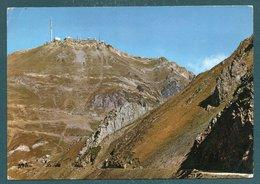L'Observatoire Du Pic Du Midi De Bigorre Et Le Col De Sencours - Non Classés