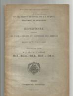 Nivellements Du 62-chemins Territoires-hinges-st Venant-robecq-choques-fleurbaix-la Ventie-lestrem-busnes-lillers Etc- - Picardie - Nord-Pas-de-Calais