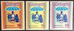 Malaysia 1973 Social Security MNH - Malaysia (1964-...)