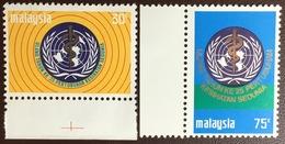 Malaysia 1973 WHO Anniversary MNH - Malaysia (1964-...)