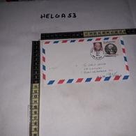 FB1009 STORIA POSTALE POSTA AEREA MILITARY POST SERVICE PER URBISAGLIA MACERATA TIMBRO - Luftpost