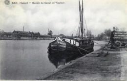 Belgique - Hasselt - Bassin Du Canal Et L' Abattoir - Hasselt