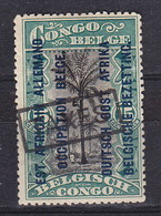 Ruanda Urundi            Nr. TX 3  Gestempeld, Obliteré - Used - Ruanda-Urundi