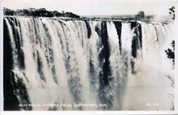 Zambie - Main Falls , Victoria Falls , Livingstone , N.R. - Zambia