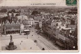 SAINT QUENTIN - VUE PANORAMIQUE - Saint Quentin