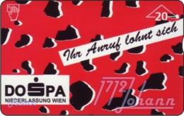 AUSTRIA Private: *DOSPA* - SAMPLE [ANK F79] - Oesterreich