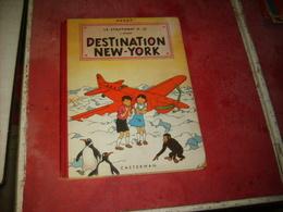 Jo, Zette Et Jocko   Destination New-York 2 Iéme épisode  EO B5  Cote 250  (14) - Livres, BD, Revues