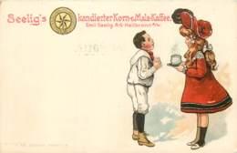 Advertising - Publicité - Heilbronn A/n - Emil. Seelig - Seelig's - Kandierter Korn-&-Malz-Kaffee - Advertising